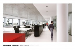 schiphol triport offices